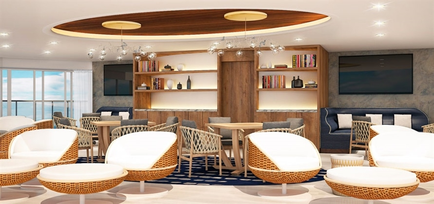 Cruise & Ferry Interiors